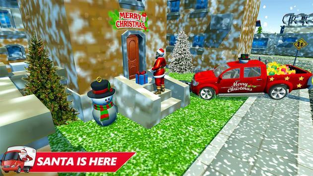 Santa Christmas Rush Gift Delivery: Gift Game screenshot 5