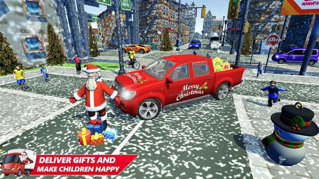 Santa Christmas Rush Gift Delivery: Gift Game screenshot 6