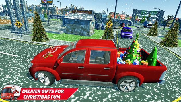 Santa Christmas Rush Gift Delivery: Gift Game screenshot 7