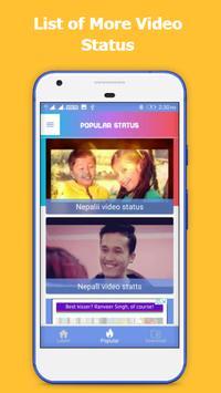 Nepali Video Status screenshot 3