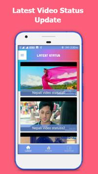Nepali Video Status poster