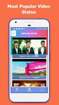 Nepali Video Status screenshot 2