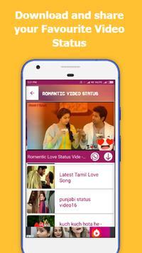Romentic Video Status - Video Status For Whatsapp screenshot 5