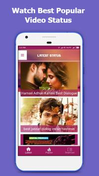 Romentic Video Status - Video Status For Whatsapp poster