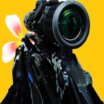 Sniper bold poster