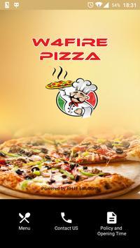 W4FirePizza poster