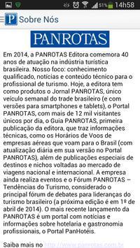 PANROTAS Notícias apk screenshot