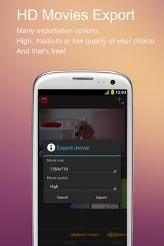 V-Edit (Video Edit) apk screenshot