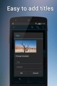 Video Edit + (Movie Maker) apk screenshot