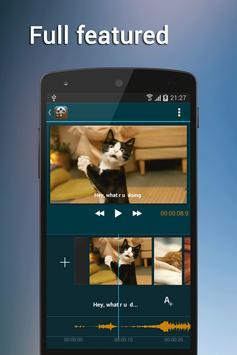 Video Edit + (Movie Maker) screenshot 1