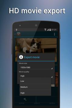 Video Edit + (Movie Maker) screenshot 4