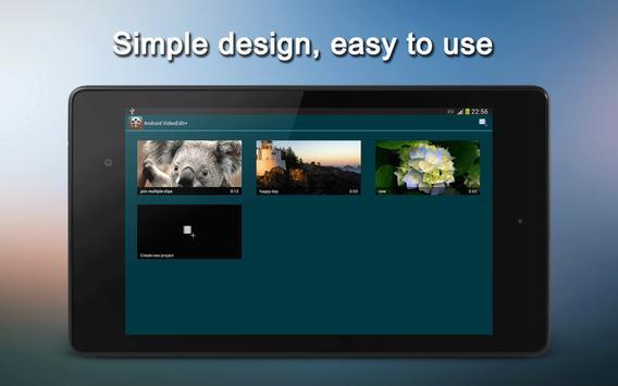 Video Edit + (Movie Maker) screenshot 5