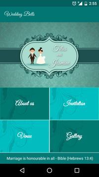 Titus weds Jasmine poster
