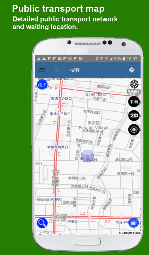 traffic map of my location Gps My Location Map Navigation Route Traffic For Android