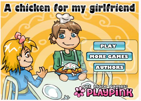 cooking games Chicken poster