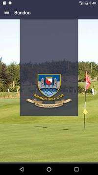 Bandon Golf Club poster