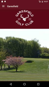 Garesfield Golf Club poster