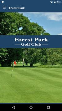 Forest Park Golf Club poster