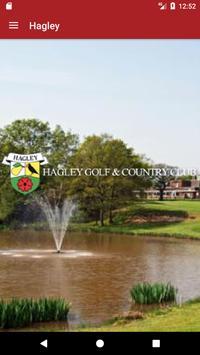 Hagley poster