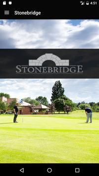 Stonebridge Golf Club poster