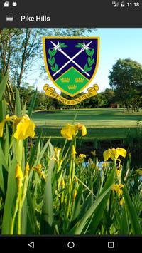 Pike Hills Golf Club poster