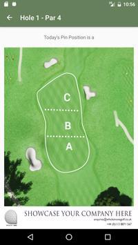 The Springs Golf Club apk screenshot