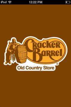 Cracker Barrel poster