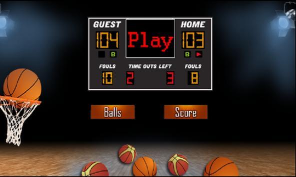 三分球大賽 screenshot 5