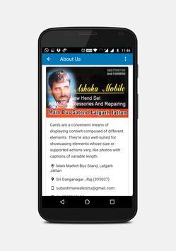 Ashoka Mobiles apk screenshot