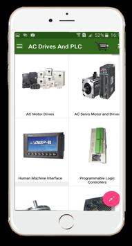 AC Drives & PLC poster