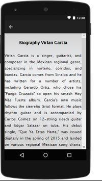 Virlan Garcia Songs & Lyrics. screenshot 1