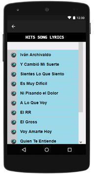 Virlan Garcia Songs & Lyrics. screenshot 2
