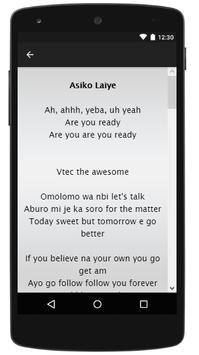 Darey Songs&Lyrics screenshot 3