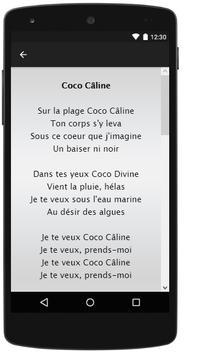 Julien Dore Songs&Lyrics. screenshot 3