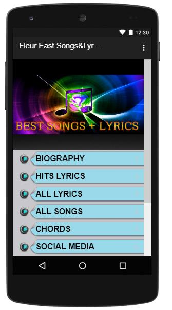 Fleur east sax song for android apk download.