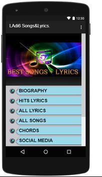 Ladi6 Songs&Lyrics. poster