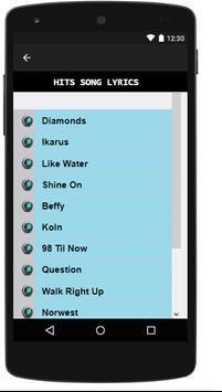 Ladi6 Songs&Lyrics. apk screenshot