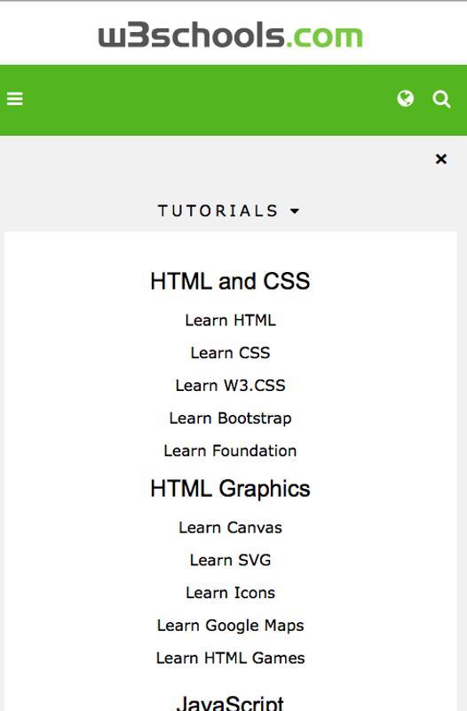 w3schools online web tutorials apk download free