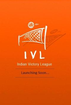 Indian Victory League poster