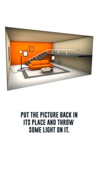 Perspective puzzle game screenshot 3