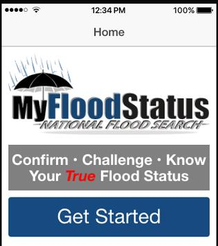 My Flood Status poster