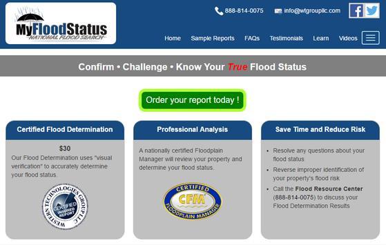 My Flood Status apk screenshot