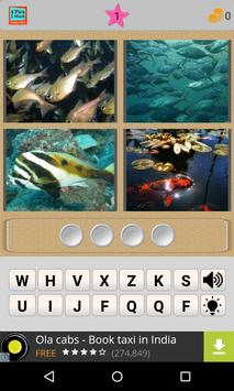 4 Pics 1 Word Puzzle Free Game screenshot 2