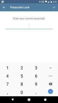 telegrom HD messenger скриншот 3