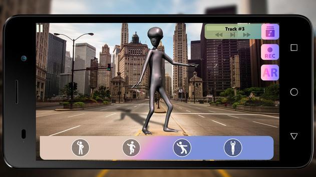 Howard The Alien: Dance Simulator screenshot 1