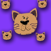 themes kucing icon