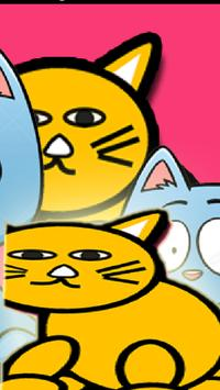 themes kucing poster