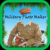 Military Photo Maker icon