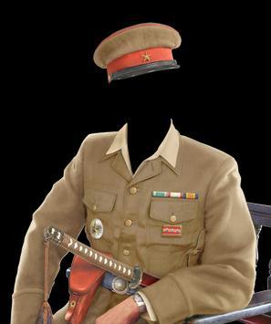 Military Photo Maker poster