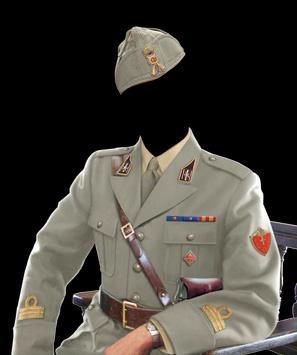 Military Photo Maker screenshot 1